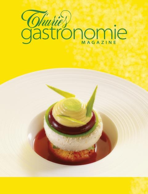 Thuriès Gastronomie Magazine n°249 Mai 2013