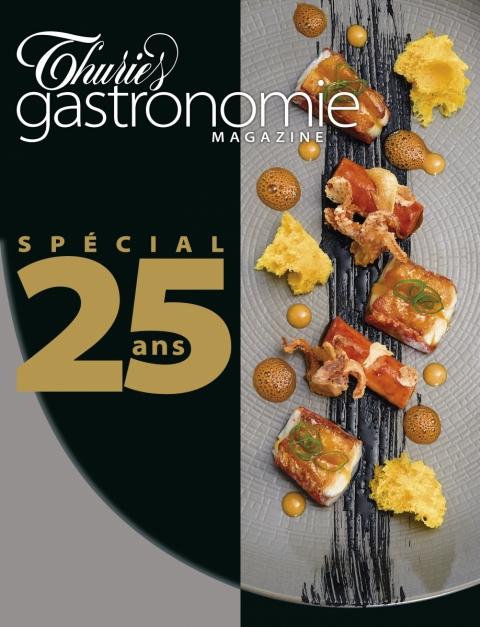 Thuriès Gastronomie Magazine n°251 Juillet-Août 2013