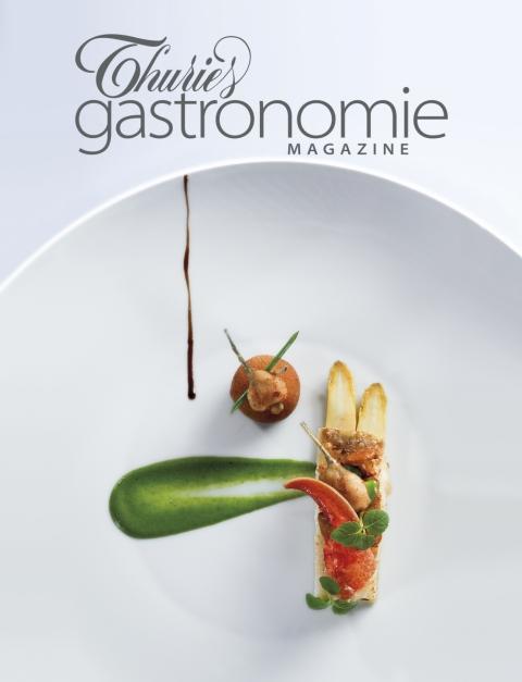 Thuriès Gastronomie Magazine n°253 Octobre 2013