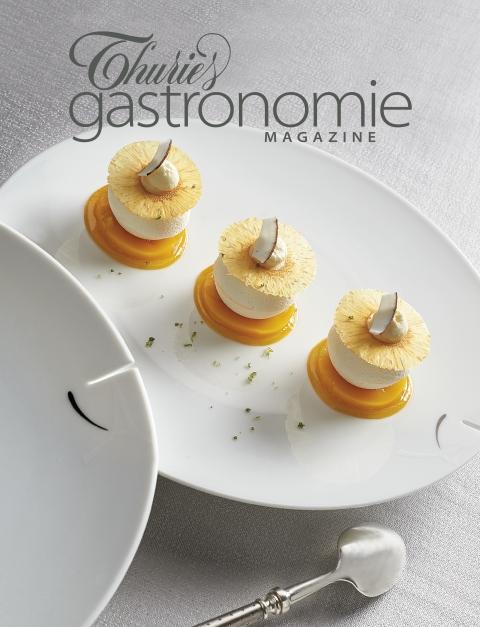 Thuriès Gastronomie Magazine n°261 Juillet-Août 2014
