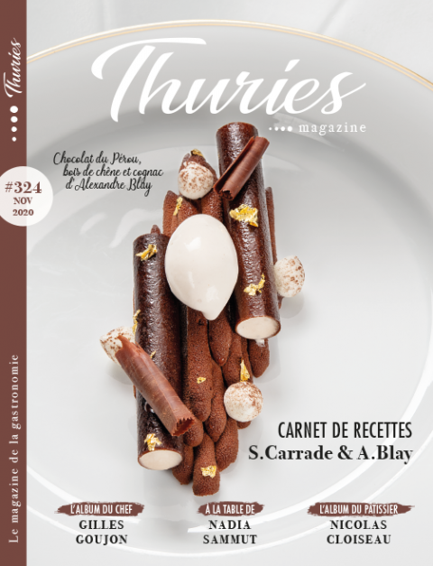 Thuries Magazine N°324 Novembre 2020
