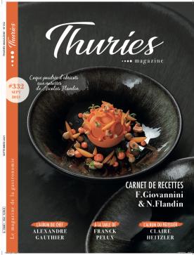 Thuries Magazine N°332 septembre 2021