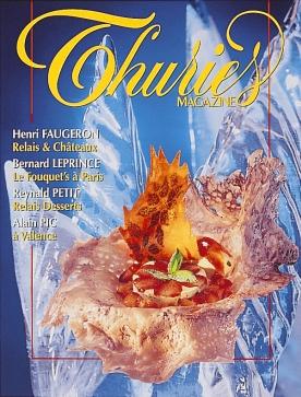 Thuriès Gastronomie Magazine N°100 Juin 1998