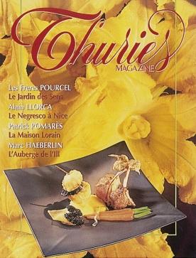 Thuriès Gastronomie Magazine N°101 Juillet-Août 1998