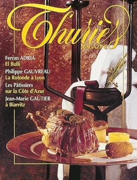 Thuriès Gastronomie Magazine N°102 Septembre 1998