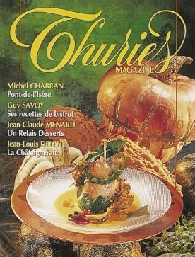 Thuriès Gastronomie Magazine N°104 Novembre 1998