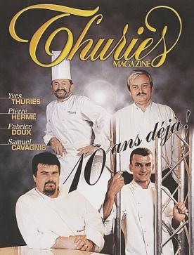 Thuriès Gastronomie Magazine N°105 Décembre 1998