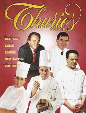 Thuriès Gastronomie Magazine N°106 Janvier-Février 1999