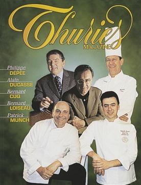 Thuriès Gastronomie Magazine N°107 Mars 1999