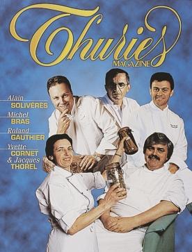 Thuriès Gastronomie Magazine N°108 Avril 1999