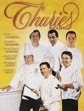 Thuriès Gastronomie Magazine N°109 Mai 1999