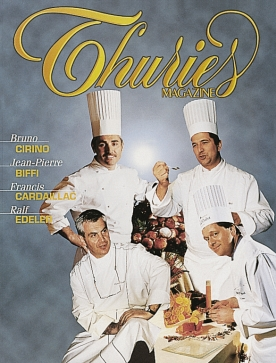 Thuriès Gastronomie Magazine N°110 Juin 1999