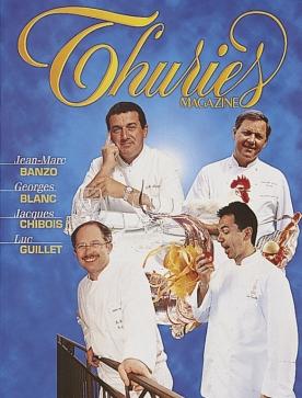 Thuriès Gastronomie Magazine N°111 Juillet-Août 1999
