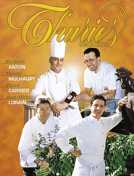 Thuries Gastronomie Magazine N°112 Septembre 1999