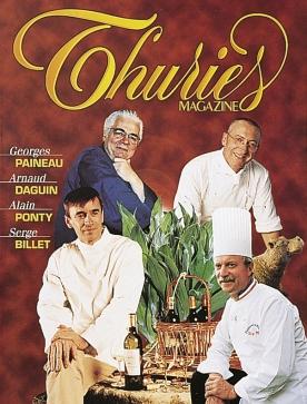 Thuriès Gastronomie Magazine N°113 Octobre 1999