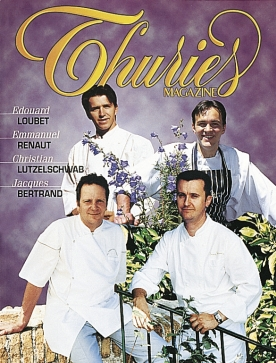 Thuriès Gastronomie Magazine N°114 Novembre 1999