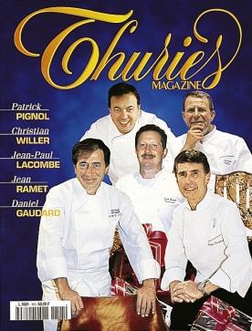 Thuriès Gastronomie Magazine N°115 Décembre 1999