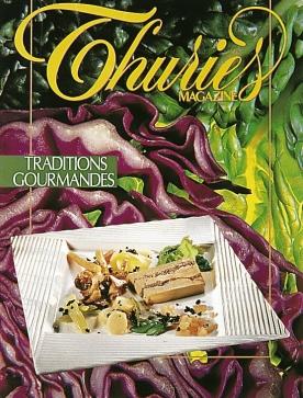 Thuriès Gastronomie Magazine N°56 Janvier-Février 1994