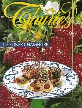 Thuriès Gastronomie Magazine N°60 Juin 1994