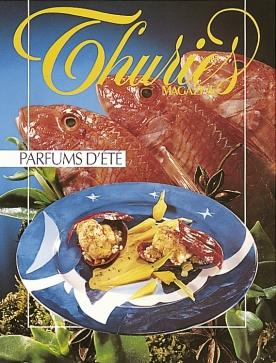 Thuriès Gastronomie Magazine N°61 Juillet-Août 1994