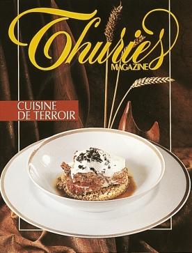 Thuriès Gastronomie Magazine N°63 Octobre 1994