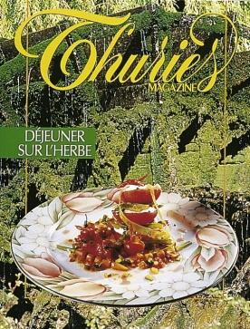 Thuriès Gastronomie Magazine N°70 Juin 1995