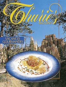 Thuriès Gastronomie Magazine N°71 Juillet-Août 1995