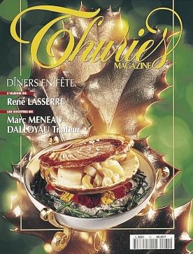 Thuriès Gastronomie Magazine N°75 Décembre 1995