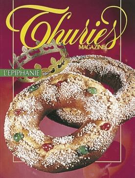 Thuriès Gastronomie Magazine N°76 Janvier-Février 1996