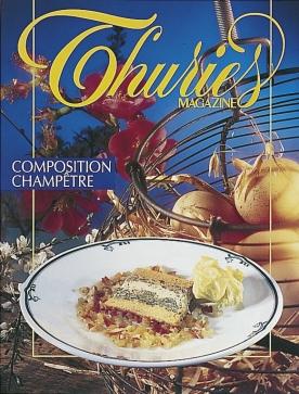 Thuriès Gastronomie Magazine N°80 Juin 1996