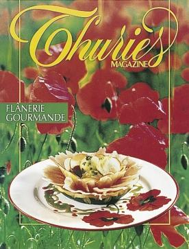 Thuriès Gastronomie Magazine N°81 Juillet-Août 1996