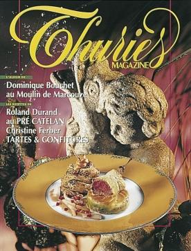 Thuriès Gastronomie Magazine N°82 Septembre 1996