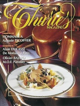 Thuriès Gastronomie Magazine N°83 Octobre 1996