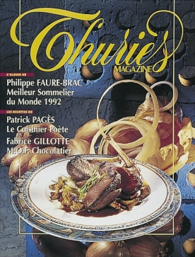 Thuriès Gastronomie Magazine N°84 Novembre 1996