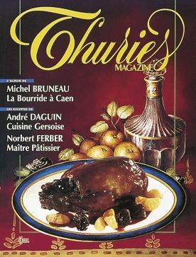 Thuriès Gastronomie Magazine N°86 Janvier-Février 1997