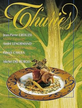 Thuriès Gastronomie Magazine N°89 Mai 1997