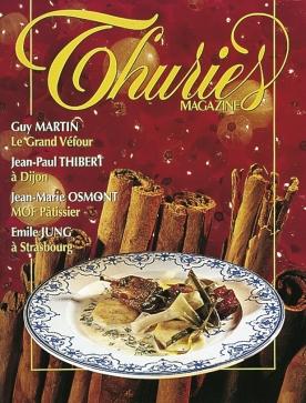 Thuriès Gastronomie Magazine N°92 Septembre 1997