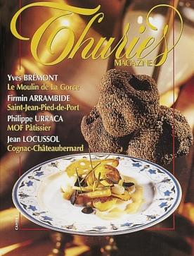 Thuriès Gastronomie Magazine N°96 Janvier-Février 1998