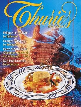 Thuriès Gastronomie Magazine N°97 Mars 1998