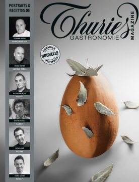 Thuriès Gastronomie Magazine n°267 Mars 2015
