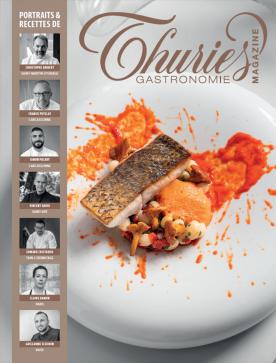 Thuriès Gastronomie Magazine N°314 Novembre 2019