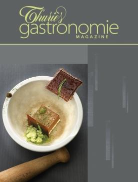 Thuriès Gastronomie Magazine n°243 Octobre 2012