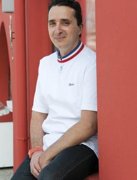 Thierry Bamas, chef pâtissier à Anglet et Biarritz