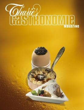 Thuriès Gastronomie Magazine n°160 Juin 2004
