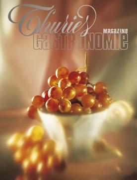 Thuriès Gastronomie Magazine n°122 Septembre 2000