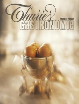 Thuriès Gastronomie Magazine n°128 Avril 2001