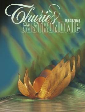 Thuriès Gastronomie Magazine n°132 Septembre 2001