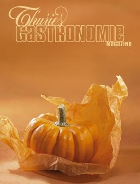 Thuriès Gastronomie Magazine n°154 Novembre 2003