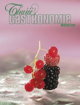 Thuriès Gastronomie Magazine n°161 Juillet-Août 2004