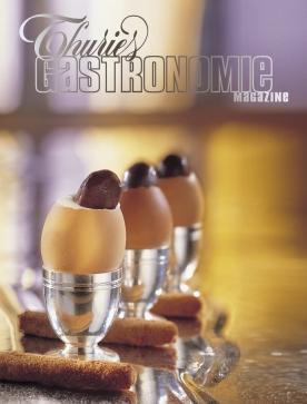 Thuriès Gastronomie Magazine n°162 Septembre 2004